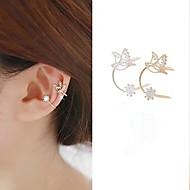 Diamond Bird Ear Cuffs Wedding/Daily/Casual 1pc