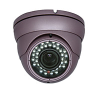 "Security Camera 1/3"" SONY 1200TVL Waterproof CCTV Camera Zoom Lens 4-9mm OSD Video Surveillance Camera"