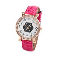 Women's Fashion Diamond 12 Eotem EXO Quartz Analog Wrist Watch(Assorted Colors) Cool Watches Unique Watches