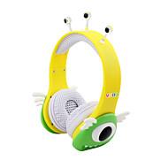 hijos profesionales vPro de805 auriculares de alta calidad que usan los niños la protección auditiva tipo auricular