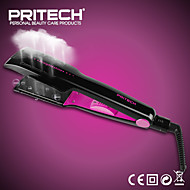 PRITECH Brand Ceramic Electric Hair straightener With Wide Plate Perfect Straightening Irons