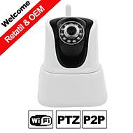 besteye® macchina fotografica di wifi interna visione IP PTZ IR di taglio notte con o senza fili p2p wifi telecamera wireless