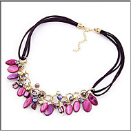 New Arrival Fashional High Quality Multilayer Luxury Gem Necklace