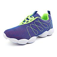 Running Men's Shoes Tulle Green/Purple/Gray