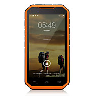 DG2Plus( water/dust/shock-proof/walkie-talkie/quad core/android 4.4/2800mAh/Dual camera)) - Android 4,4 - 3G smarttelefon ( 5.0 ,Quad