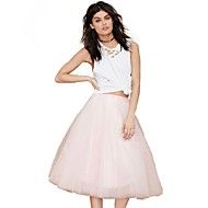 Women's Sexy Beach Casual Party Fluffy Skirt