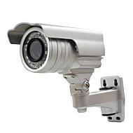 """zoom bala câmera de segurança de 1/3 """"câmera de vigilância de vídeo osd sony 1000tvl CCTV à prova d'água câmera com lente de 4-9mm"""