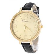 Women's Circular Quartz Fashion Watch(Assorted Colors)