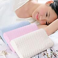 espace de bulles oreiller de mémoire de pression de rebond yuxin®slow cervicale oreiller w40 * l60 * H10 / taille de 7cm