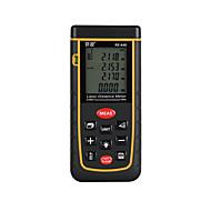 rz Laserentfernungsmesser Entfernungsmesser Entfernungsmesser 0,05 ~ 40 Meter Fläche Volumen Genauigkeit 2 mm