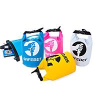 New Portable 2L Waterproof Bag Storage Dry Bag for Canoe Kayak Rafting Sports Outdoor Camping Travel Kit Equipment