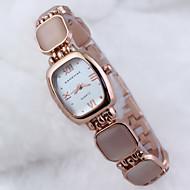 Women's rectangular dial luxurylady bracelet  fashion  watch
