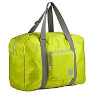 יוניסקס - ניילון - ספורט / קז'ואל / שטח - סגול / ירוק / שחור - תיק טיולים / מזוודה