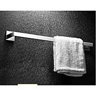 τοίχο μπάνιο τοποθετηθεί ανοξείδωτο χάλυβα τετράγωνο ενιαία γραμμή πετσέτα