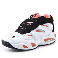 Running Women's Shoes Leather White