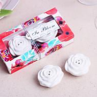 Herramientas de cocina ( Blanco ) - Tema Floral - No personalizado