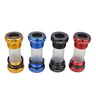 Overige - Fietsen - Bottom Brackets ( Zwart/Rood/Blauw/Goud , ABS/Aluminium 6061 )
