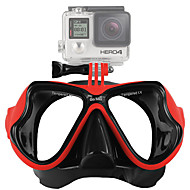 Defary Dykkemasker Montert For Gopro Hero1 Gopro Hero 2 Gopro Hero 3 Gopro Hero 3+ GoPro Hero 5 Gopro 3/2/1 Sports DV Alle Gopro Hero 4