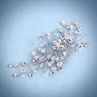 Ženy Akryl Přílba-Svatba Zvláštní příležitost Hřebeny na vlasy Jeden díl