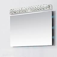 super lange 87cm 23W førte badeværelse belysning lamper spejl crsytal 85-265v ac