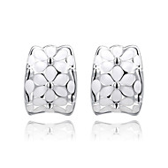Hoop Earrings Women's Fashion Noble Exquisite Cubic Zirconia/Alloy Earring