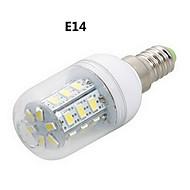 1 pcs 5w e14 / g9 Spot LED 24 cms 5730 450-500 lm blanc chaud ac blanc / froid 220-240 v