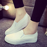 Women's Shoes  Platform Comfort/Round Toe Fashion Sneakers/Loafers