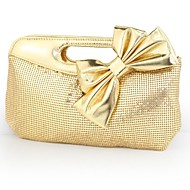 Faux Leather - Evening Handbags/Clutches/Mini-Bags/Portemonnees & Accessoires ( Zwart/Gray/Goud/Champagne/Rood , Sequin/Bowknot