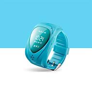 gps perseguidor pulsera reloj para niños de aplicaciones móviles google mapa de alarma sos gprs GSM Tracker