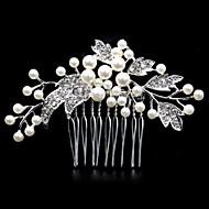 Celada Tiaras Boda/Ocasión especial Rhinestone Mujer/Niña de flor Boda/Ocasión especial 1 Pieza