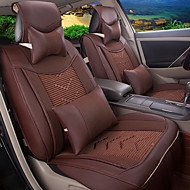 Car Seat Cushion Seasons Cushion Leather Mass  Cushion 5 Models - Back Seat Cushion Size At About 135 Cm Length
