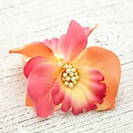 Fleurs Casque Mariage/Occasion spéciale/Outdoor Alliage/Tissu Femme Mariage/Occasion spéciale/Outdoor 1 Pièce