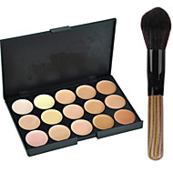 15 Concealer/Contour Dry Cream-to-powder Concealer Face