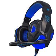 pc780 plextone auriculares con cable (diadema) con micrófono / control de volumen / juegos / Formedia con cancelación de ruido