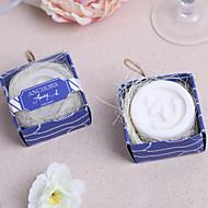 Baño y Jabón ( Blanco ) - Tema Floral - No personalizado