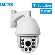 Vanntett/Dag Nat/Motion Detection/Dobbeltstrømspumpe/Fjernadgang/IR-klip PTZ - Utendørs - IP-kamera