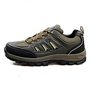 Hiking Men's Shoes  Brown/Green/Gray