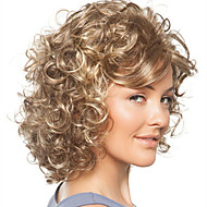 Europe And American Popular Style Middle-Aged Woman Small Volume Short Wig # 24
