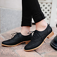 Women's Shoes Low Heel Round Toe Oxfords Shoes More Colors available