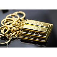 Personlig - Nyckelband ( Guld