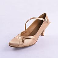 Nem szabható - Kubasarok - Szatén - Salsa/Standard cipő - Női