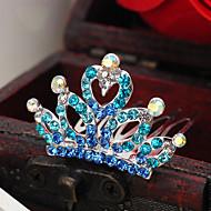 Flower Girl's Rhinestone/Alloy Headpiece - Special Occasion/Casual Tiaras 1 Piece