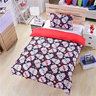 Sugar Skull Bedding Duvet Cover Set Twin Full Queen Sugar Skull Bedding Skull Bed Sheets