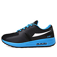 Basketball Men's Athletic shoes Tulle Black/Blue