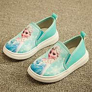 MEISJE - Comfort/Dichte neus - Modieuze sneakers ( Blauw/Roze/Rood )