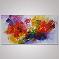 pittura a olio astratta dipinta a mano su tela pronte da appendere