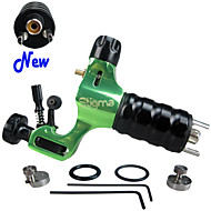 Rotary Tattoo Machine Professiona Tattoo Maskiner Legering Liner og Shader Håndsamlet