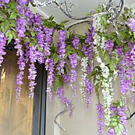 분기 실크 바이올렛 테이블  플라워 인공 꽃 106.93 (42.1'')