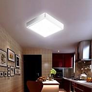 Moderno / Contemporáneo LED Otros Acrílico Montage de Flujo Cocina / Baño