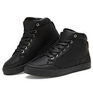 Men's Shoes Casual  Boots Black / Brown / White